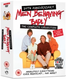 Men Behaving Badly: The Complete Series, DVD  DVD