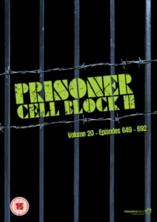 Prisoner Cell Block H: Volume 20, DVD  DVD