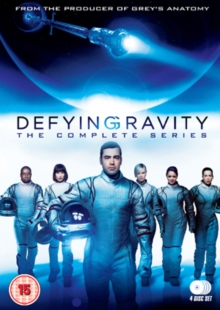 Defying Gravity: The Complete Series, DVD  DVD
