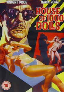 House of a Thousand Dolls, DVD  DVD