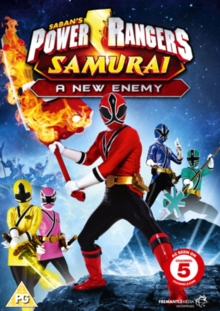 Power Rangers Samurai: Volume 2 - A New Enemy, DVD  DVD