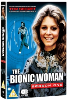 The Bionic Woman: Series 1, DVD DVD