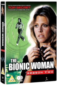 The Bionic Woman: Series 2, DVD BluRay