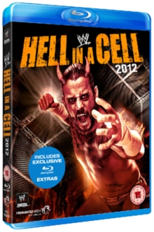 WWE: Hell in a Cell 2012, Blu-ray  BluRay