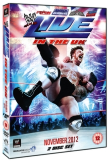 WWE: Live in the UK - November 2012, DVD  DVD