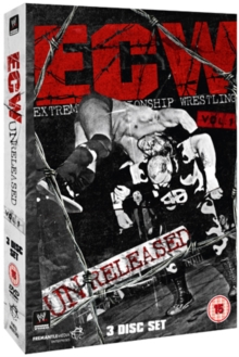 WWE: ECW - Unreleased Volume 1, DVD  DVD