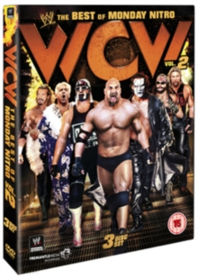 WWE: The Best of WCW Monday Night Nitro - Volume 2, DVD  DVD
