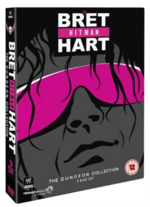 WWE: Bret Hitman Hart - The Dungeon Collection, DVD  DVD