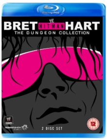 WWE: Bret Hitman Hart - The Dungeon Collection, Blu-ray  BluRay