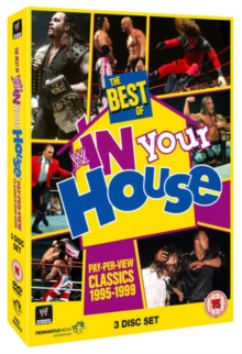 WWE: The Best of in Your House, DVD  DVD