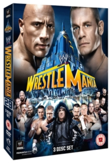 WWE: WrestleMania 29, DVD  DVD