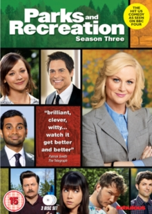 Parks and Recreation: Season Three, DVD  DVD