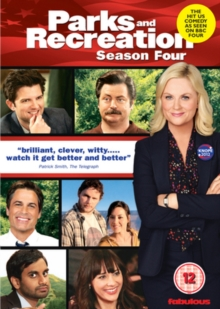 Parks and Recreation: Season Four, DVD  DVD