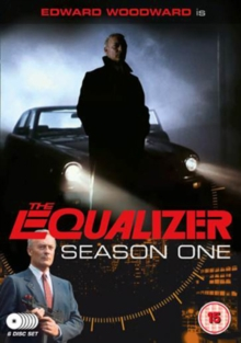 The Equalizer: Series 1, DVD DVD