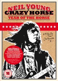 Neil Young and Crazy Horse: Year of the Horse, DVD  DVD
