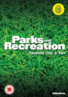 Parks and Recreation: Seasons One and Two, DVD  DVD