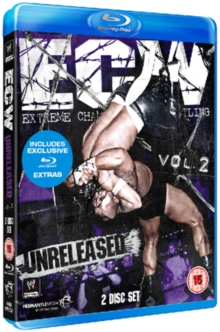 WWE: ECW - Unreleased Volume 2, Blu-ray  BluRay