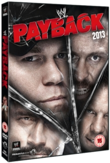 WWE: Payback 2013, DVD  DVD