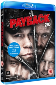 WWE: Payback 2013, Blu-ray  BluRay
