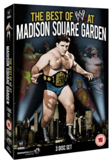 WWE: The Best of WWE at Madison Square Garden, DVD  DVD