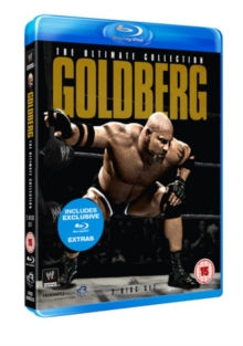 WWE: Goldberg - The Ultimate Collection, Blu-ray  BluRay