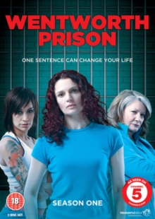 Wentworth Prison: Series One, DVD  DVD