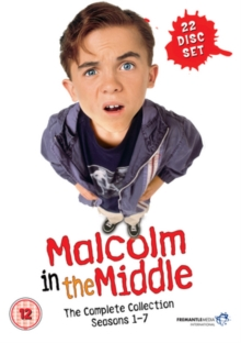 Malcolm in the Middle: The Complete Collection, DVD  DVD