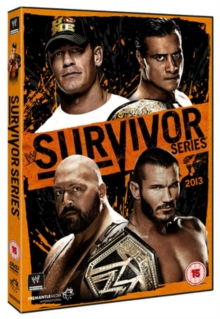 WWE: Survivor Series - 2013, DVD  DVD