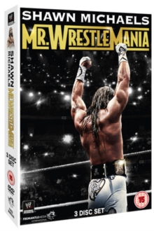 WWE: Shawn Michaels - Mr WrestleMania, DVD  DVD