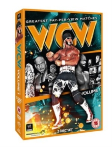 WCW: Greatest PPV Matches - Volume 1, DVD  DVD