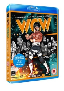 WCW: Greatest PPV Matches - Volume 1, Blu-ray  BluRay
