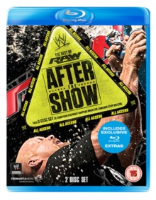 WWE: Best of RAW - After the Show, Blu-ray  BluRay