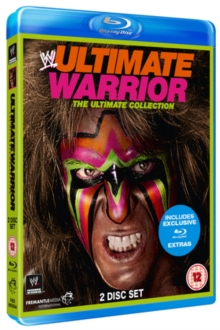 WWE: Ultimate Warrior - The Ultimate Collection, Blu-ray  BluRay