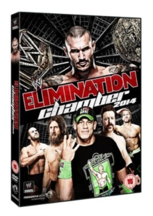 WWE: Elimination Chamber 2014, DVD  DVD