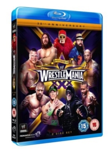 WWE: WrestleMania 30, Blu-ray  BluRay