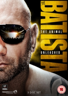 WWE: Batista - The Animal Unleashed, DVD  DVD