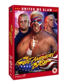 WWE: United We Slam - The Best of Great American Bash, DVD  DVD
