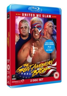 WWE: United We Slam - The Best of Great American Bash, Blu-ray  BluRay