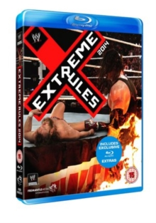 WWE: Extreme Rules 2014, Blu-ray  BluRay
