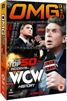 WWE: OMG! Volume 2 - The Top 50 Incidents in WCW History, DVD  DVD
