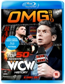 WWE: OMG! Volume 2 - The Top 50 Incidents in WCW History, Blu-ray  BluRay