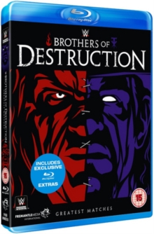 WWE: Brothers of Destruction, Blu-ray  BluRay