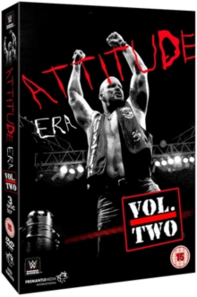 WWE: The Attitude Era - Volume 2, DVD  DVD