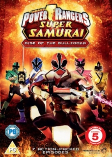Power Rangers Super Samurai: Volume 2 - Rise of the Bullzooka, DVD  DVD