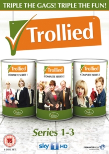 Trollied: Series 1-3, DVD  DVD