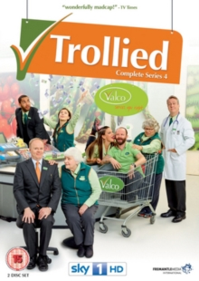 Trollied: Series 4, DVD  DVD