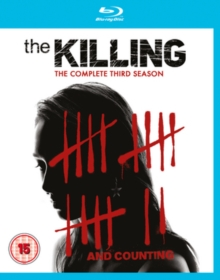 The Killing: Season 3, Blu-ray BluRay