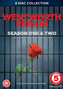 Wentworth Prison: Season One & Two, DVD DVD