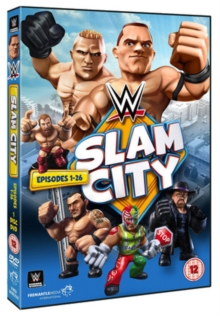 WWE: Slam City, DVD  DVD