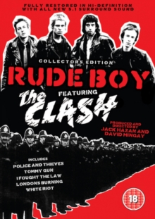 Rude Boy, DVD  DVD